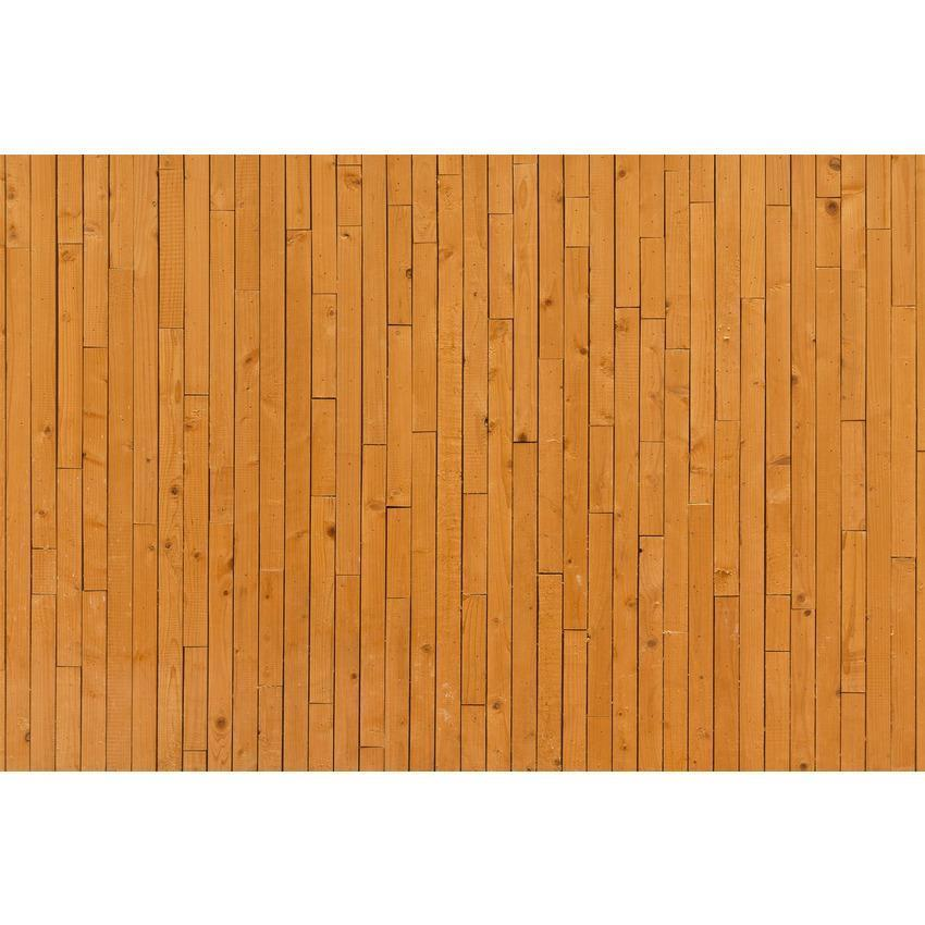 Yellow Narrow Wood Floor Texture Backdrop for Photo Booth