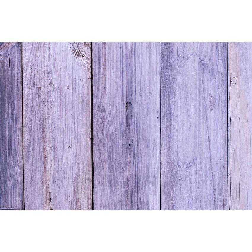 Purple Nature Wooden Floor Texture Backdrop for Photo Booth