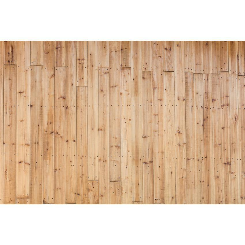 Brown Splicing Nature Wooden Floor Texture Backdrop for Photo Booth