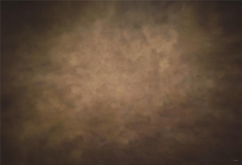 Dark Brown Portrait Abstract Backdrops for Photography Prop