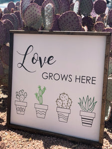 Love Grows Here