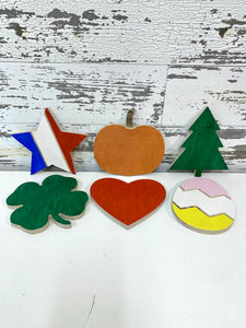 Holiday Pieces for Seasonal Front Porch Sign