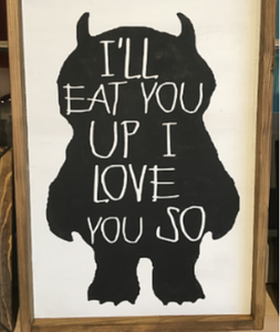 I'll Eat You Up (monster)
