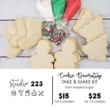 Cookie Decorating (Fall) | Take and Make Kit