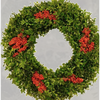 Holiday Original Boxwood Wreaths