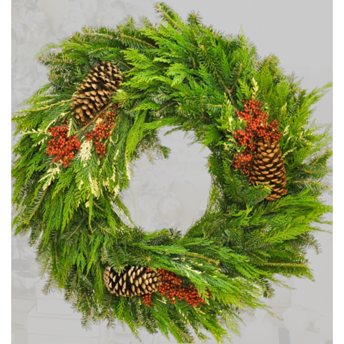2019 Holiday Classic Wreaths
