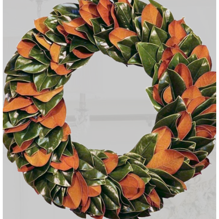 Holiday Classic Magnolia Wreaths
