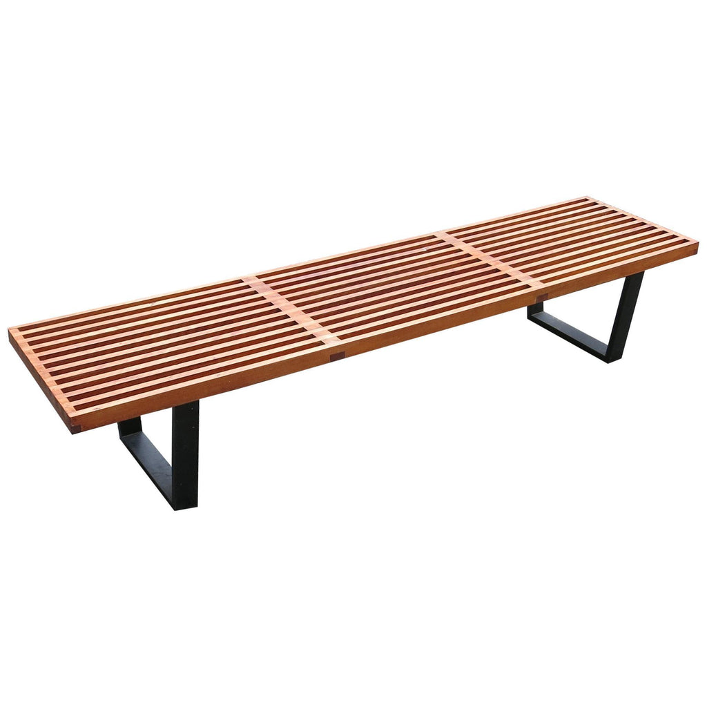 Nelson Platform Bench by George Nelson
