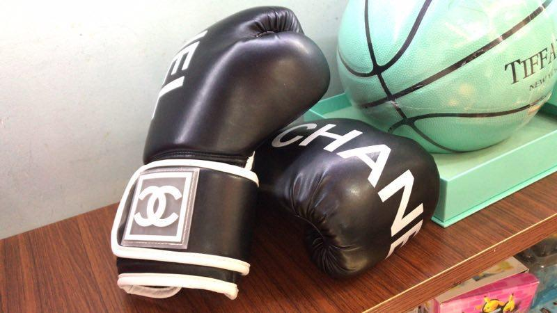 Paris Boxing Gloves