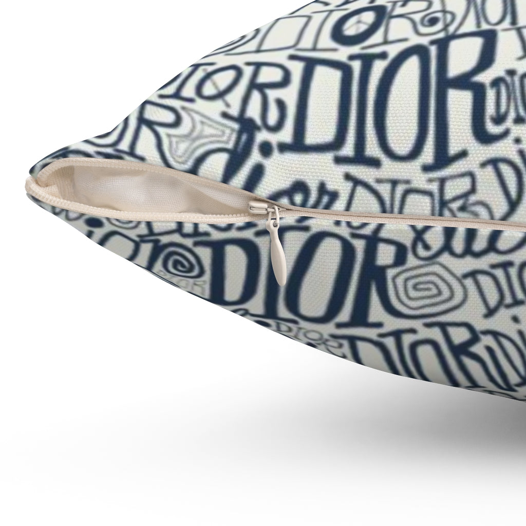 Le Surf Throw Pillow