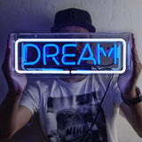 DREAM Neon Sign