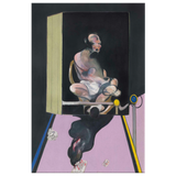 George Dryer By Francis Bacon