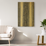 Dot Canvas Print