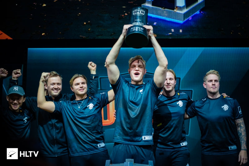 NORTH TAKE DOWN CR4ZY TO WIN DREAMHACK OPEN SEVILLA