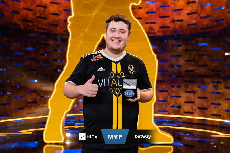 ZYWOO ENDS 2019 WITH FIFTH MVP AWARD AT EPICENTER