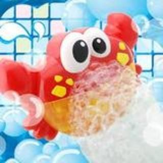 Step into oodles of bubbles and get ready for some fun, fun, fun with the Bubble Crab Bath Toy! see more https://4akid.co.za/products/bubble-crab-bath-toy