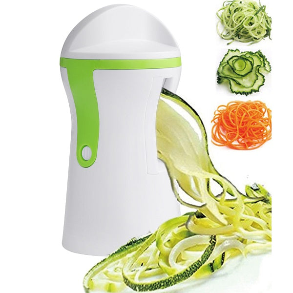 4-in-1 Vegetable Spiralizer- Latest product from 4aKid