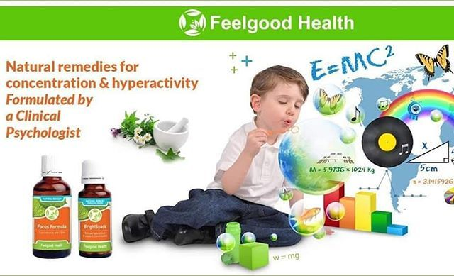 BrightSpark and Focus Formula – Safe & Natural Herbal ADD & ADHD remedy for children.  Enter your details in the form found here: https://bit.ly/2oU4yOR to receive a booklet with more information.