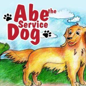 Abe The Service Dog- Latest product from 4aKid