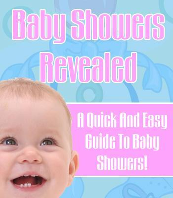 E-Book: Baby Showers Revealed- latest product from 4aKid - 4aKid Blog
