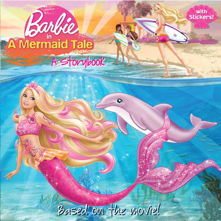 Barbie in A Mermaid Tale- latest product from 4aKid - 4aKid Blog