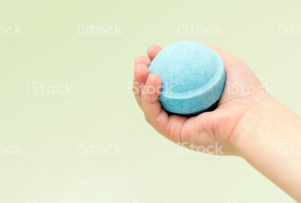 DIY Bath Bombs Recipe