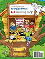Childrens E-book: Cambridge English Young Learners A-Z Colouring Book- latest product from 4aKid - 4aKid Blog