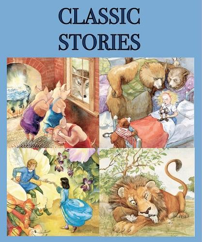 Classic Stories - Big Book for Early Grades and Kindergarten CKF- latest product from 4aKid