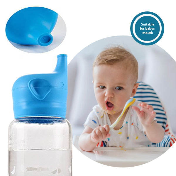 Elephant Sippy Cup Lids from 4aKid