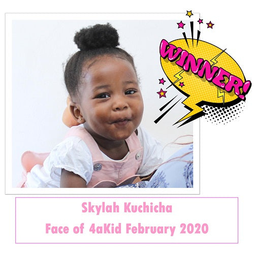 Face of 4aKid Entries | February 2020