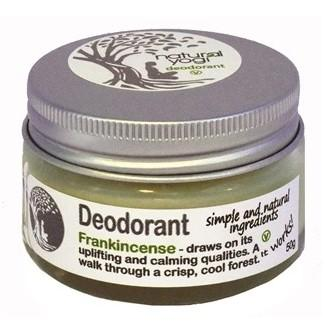 Frankincense Deodorant - Crisp, Woody Natural Fragrance- latest product from 4aKid