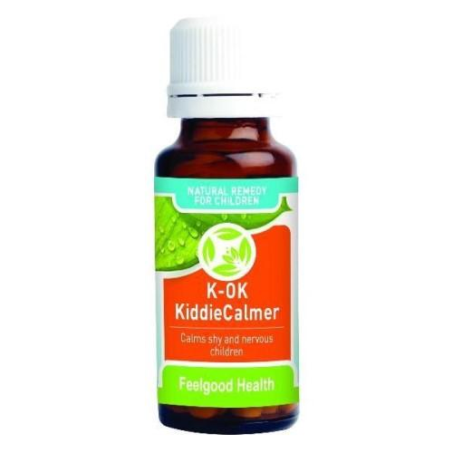 Feelgood Health - K-OK Kiddie Calmer- latest product from 4aKid