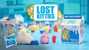 Hasbro Lost Kitties are Back with New Mice Mania Fun