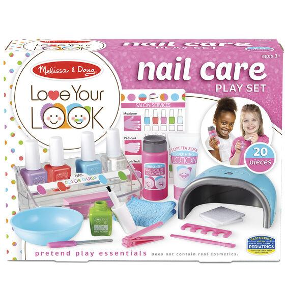 Melissa & Doug Love Your Look - Nail Care Play Set- Latest product from 4aKid