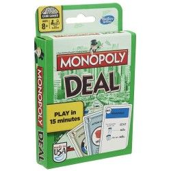 Monopoly Deal Card Game - 110 Cards- Latest product from 4aKid - 4aKid Blog