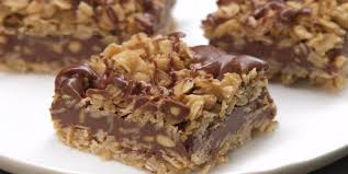 Mouthwatering Chocolate Oatmeal Peanut Butter Bars Recipe