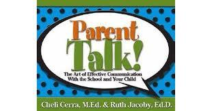 Parent Talk!- The Art of Effective Communication With the School and Your Child (School Talk series)- latest product from 4aKid