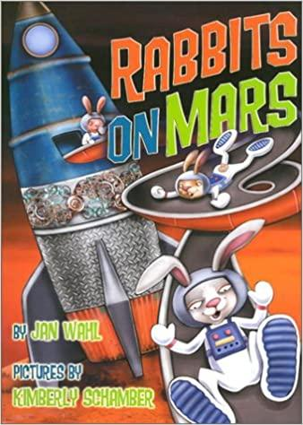 Rabbits on Mars (Picture Books)- latest product from 4aKid