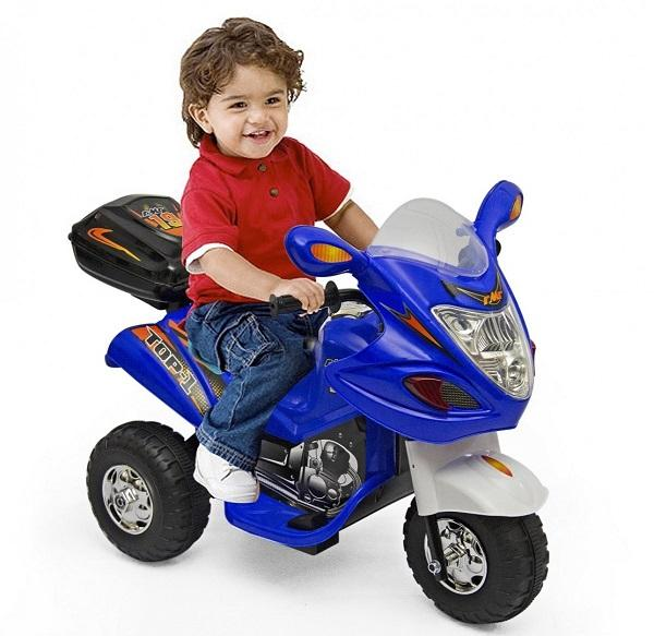 Super Bike - Blue- Latest product from 4aKid
