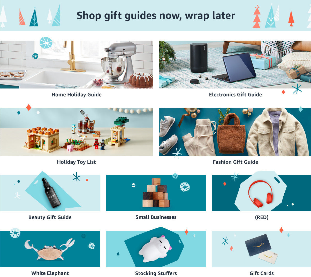 Shop Gifts for Everyone - The Amazon 2020 Holiday Guide Part 3