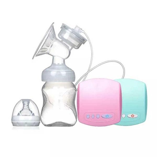Single Electric Breast Pump - Assorted Colours- Latest product from 4aKid