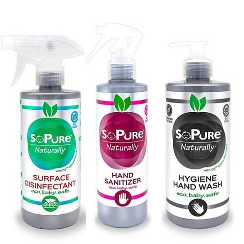 SoPure Sanitizer Bundle - Latest product from 4aKid