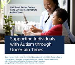 Supporting Individuals with Autism through Uncertain Times- latest product from 4aKid - 4aKid Blog