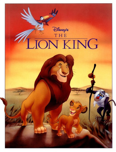 The Lion King- latest product from 4aKid - 4aKid Blog