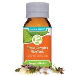 Feelgood Health - Triple Complex NicoTonic- latest product from 4aKid