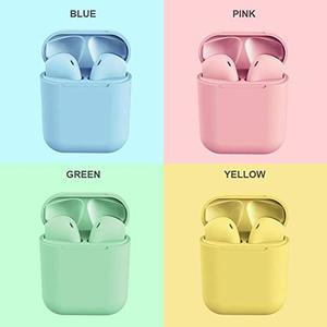 Wireless V5.0 EarPods - Assorted Colours- latest product from 4aKid