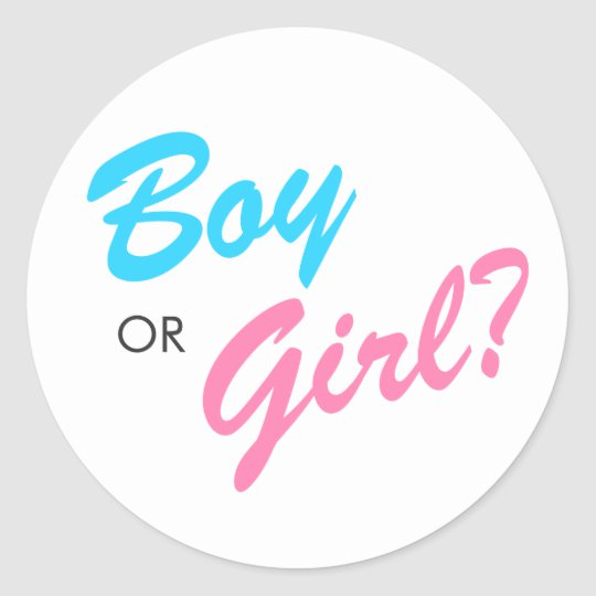 Boy or girl? Fun ways to tell