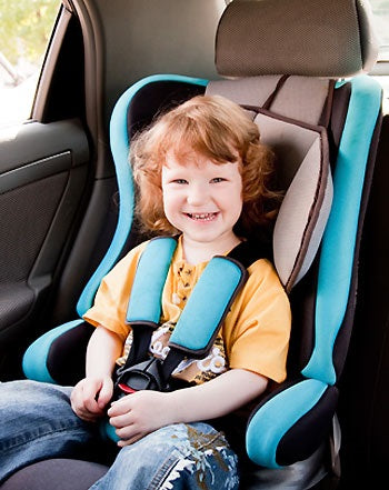 How to install your car seat and correctly strap in your child correctly for optimal safety