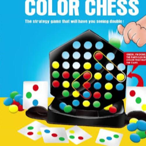 Color Chess Game- latest product from 4aKid