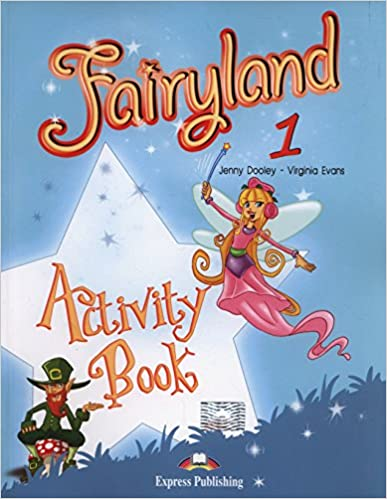 Fairyland 1 Activity Book- latest product from 4aKid - 4aKid Blog